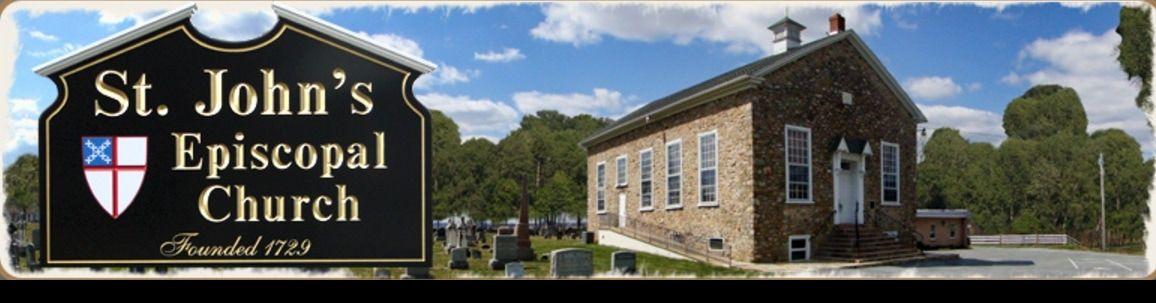 st  John's Episcopal Church, Compass, PA - HOME